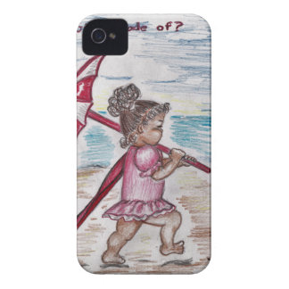 Pinky iPhone 4 Case-Mate Cases