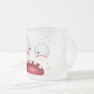 Pinky Muglee - Frosty Coffee Mug