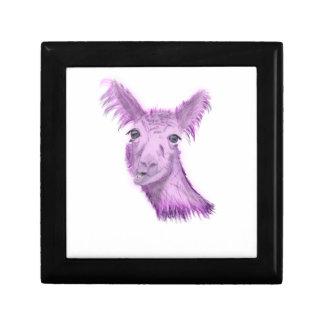 Pinky Posh Llama Gift Box