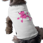 Pinky The Poodle Pet Tee
