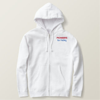 Pinnacle Pioneers Embroidered Hoodie