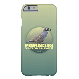 Pinnacles NP (California Quail) WT Barely There iPhone 6 Case