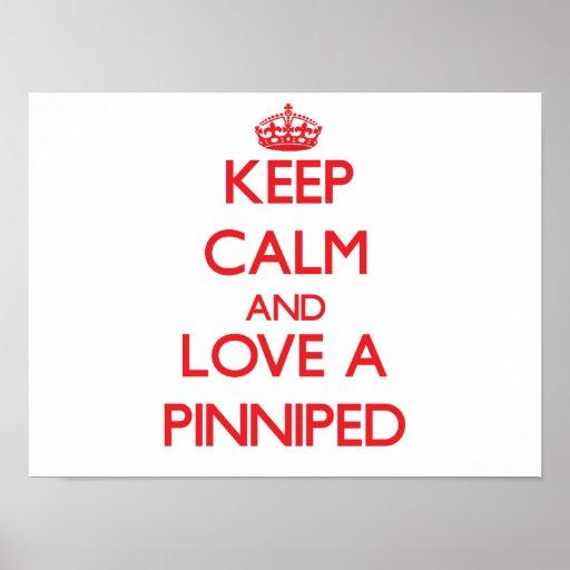 Pinniped Print