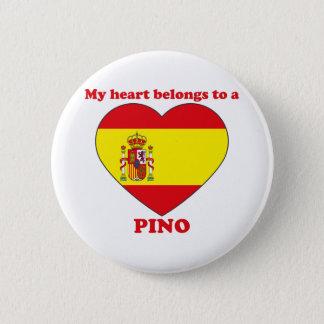 Pino 2 Inch Round Button