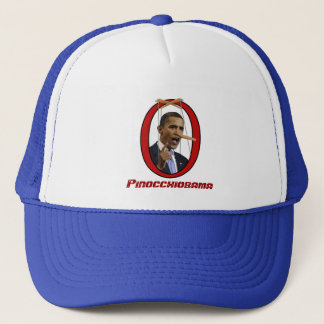 Pinocchiobama Hat