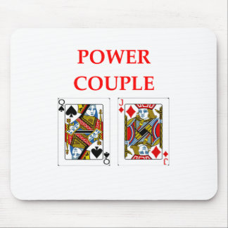 pinochle mouse pad