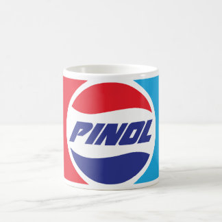 PINOL COFFEE MUG