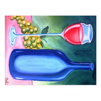 Pinot Postcard