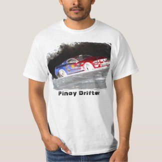 Pinoy Drifter T-Shirt