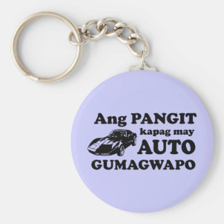 Pinoy Humor: Ang Auto at ang Gwapo Keychain