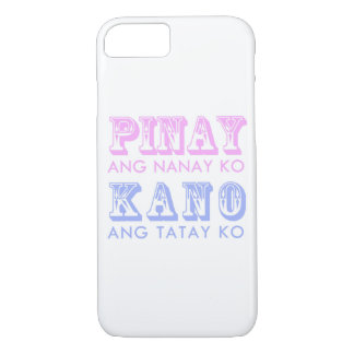 Pinoy-Kano iPhone 7 Case