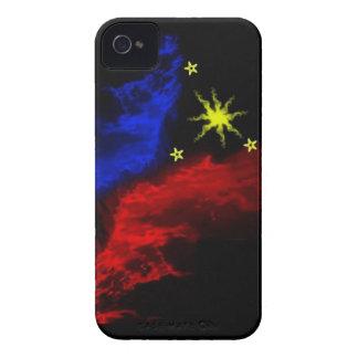 Pinoy Smoke flag iPhone 4 Cover