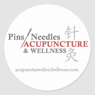 Pins & Needles Stickers