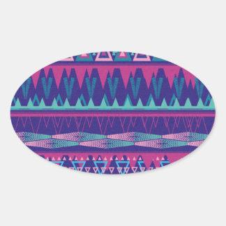 pins oval sticker
