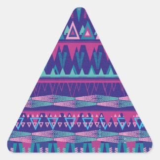 pins triangle sticker
