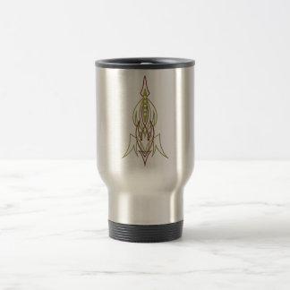 Pinstripe Travel Mug