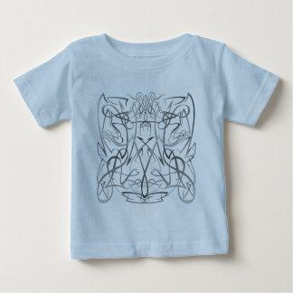 Pinstripe Tribe Baby T-Shirt