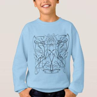 Pinstripe Tribe Sweatshirt