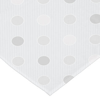 PinStripes & Dots Short Table Runner