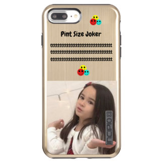 Pint Size Joker: Cafeteria, Steak, And Lobster Incipio DualPro Shine iPhone 8 Plus/7 Plus Case