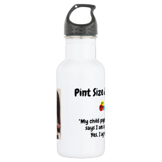 Pint Size Joker: Child Psychologist Special 532 Ml Water Bottle