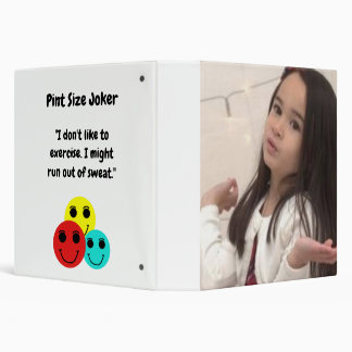 Pint Size Joker Design: Exercise And Sweat Binder