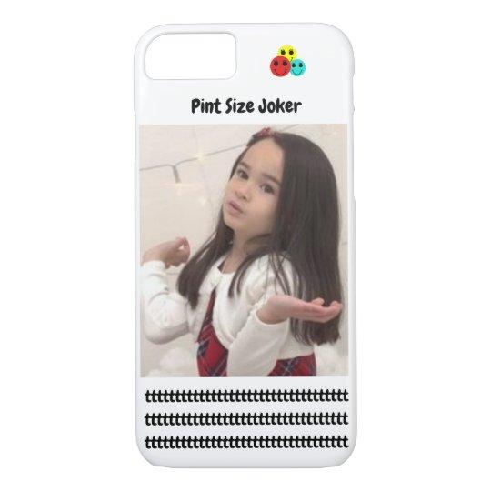 Pint Size Joker: Take Care Of My Allowance Case-Mate iPhone Case