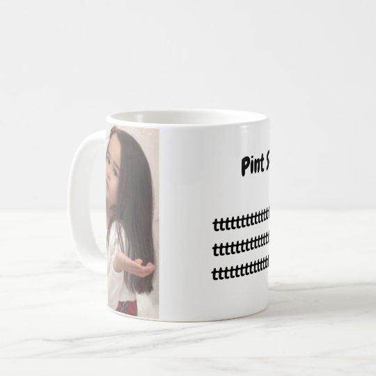 Pint Size Joker: Take Care Of My Allowance Coffee Mug