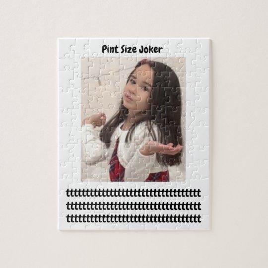 Pint Size Joker: Take Care Of My Allowance Jigsaw Puzzle