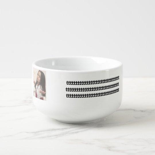 Pint Size Joker: Take Care Of My Allowance Soup Mug