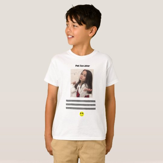 Pint Size Joker: Young And Wise T-Shirt
