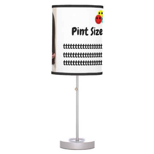 Pint Size Joker: Young And Wise Table Lamp