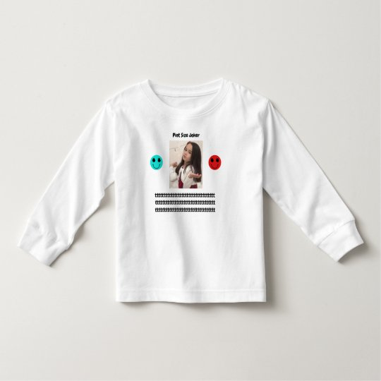 Pint Size Joker: Young And Wise Toddler T-shirt