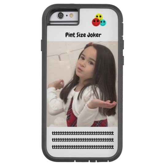 Pint Size Joker: Young And Wise Tough Xtreme iPhone 6 Case