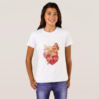 Pinup Heart T-Shirt
