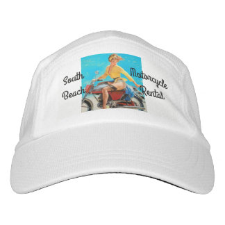 Pinup Motorcycle Hat