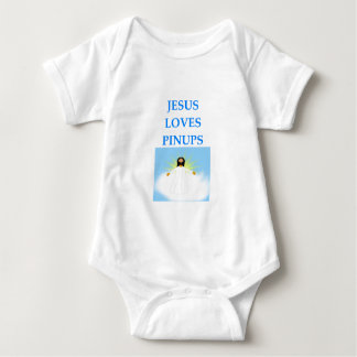 PINUPS BABY BODYSUIT