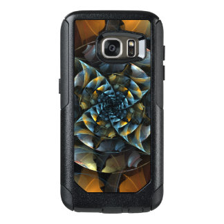 Pinwheel Abstract Art OtterBox Samsung Galaxy S7 Case