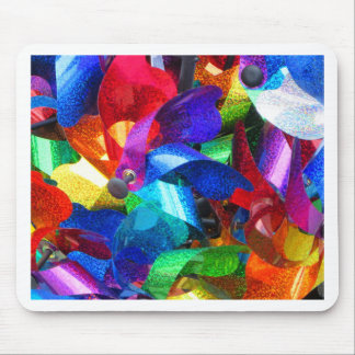 pinwheel Delights Mouse Pad