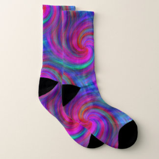Pinwheel Dream Socks
