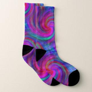 Pinwheel Dream Socks 1