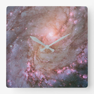 Pinwheel Galaxy | Wall Clock