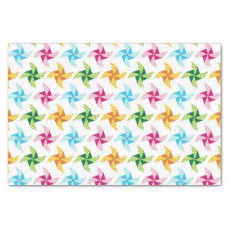 Pinwheel Pattern Tissue Paper