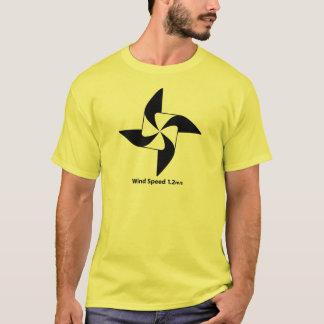 pinwheel Type A T-Shirt