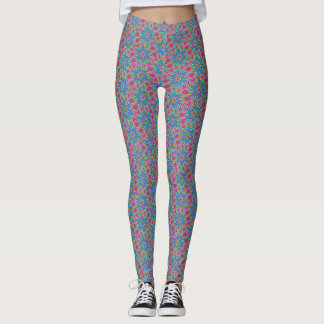 Pinwheels - leggings