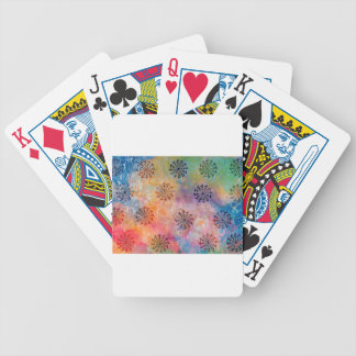 PINWHEELS PATTERN 2 POKER DECK