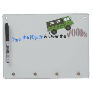 Pinzgauer Truck Noteboard Dry-Erase Boards