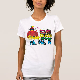 Pio, Pio, Pi Shirts
