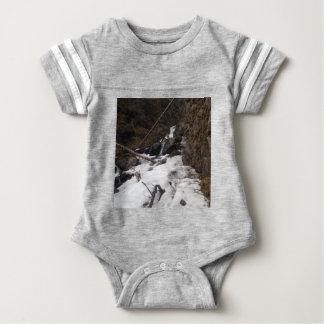 Pioneer Falls Butte Alaska Baby Bodysuit