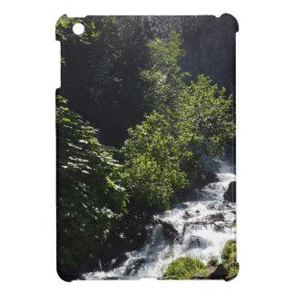 Pioneer Falls Butte Alaska Cover For The iPad Mini